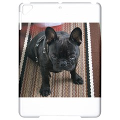 Brindle French Bulldog Sitting Apple iPad Pro 9.7   Hardshell Case