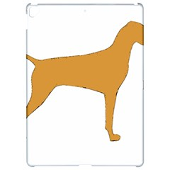 Vizsla Silo Color Apple iPad Pro 12.9   Hardshell Case