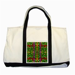 A Gift Given By Love Two Tone Tote Bag