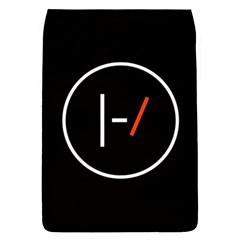 Twenty One Pilots Band Logo Flap Covers (l)