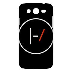 Twenty One Pilots Band Logo Samsung Galaxy Mega 5 8 I9152 Hardshell Case