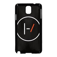 Twenty One Pilots Band Logo Samsung Galaxy Note 3 Neo Hardshell Case (black)