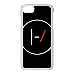 Twenty One Pilots Band Logo Apple Iphone 7 Seamless Case (white)