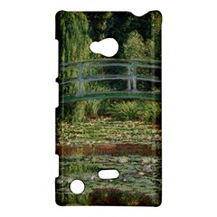 The Japanese Footbridge By Claude Monet Nokia Lumia 720