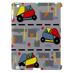 Toy Cars Apple Ipad 3/4 Hardshell Case (compatible With Smart Cover)