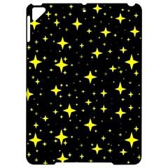 Bright Yellow   Stars In Space Apple Ipad Pro 9 7   Hardshell Case
