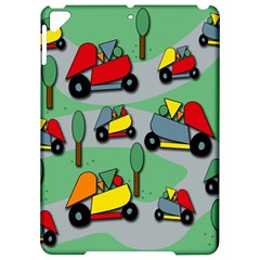 Toy car pattern Apple iPad Pro 9.7   Hardshell Case
