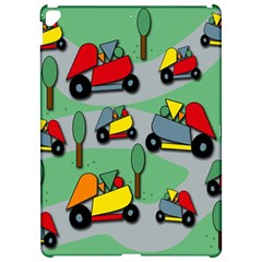 Toy car pattern Apple iPad Pro 12.9   Hardshell Case
