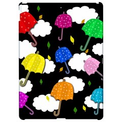 Umbrellas 2 Apple iPad Pro 12.9   Hardshell Case