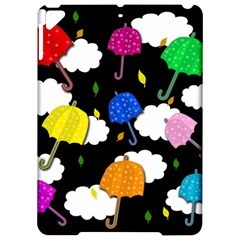 Umbrellas 2 Apple iPad Pro 9.7   Hardshell Case