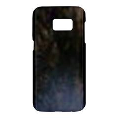 dark brown fur Samsung Galaxy S7 Hardshell Case