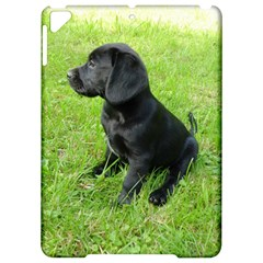 Black Lab Puppy Apple iPad Pro 9.7   Hardshell Case