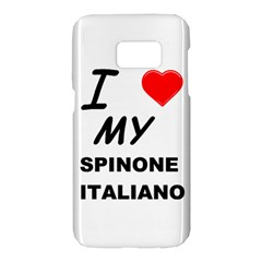 Spinone Love Samsung Galaxy S7 Hardshell Case