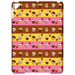 Cupcakes pattern Apple iPad Pro 9.7   Hardshell Case