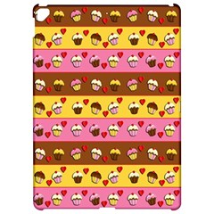 Cupcakes pattern Apple iPad Pro 12.9   Hardshell Case