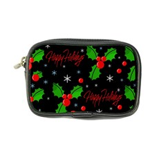 Happy holidays pattern Coin Purse