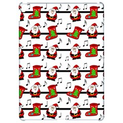 Xmas song pattern Apple iPad Pro 12.9   Hardshell Case