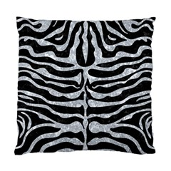 Skin2 Black Marble & Gray Marble Standard Cushion Case (one Side)