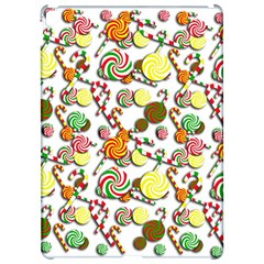 Xmas candy pattern Apple iPad Pro 12.9   Hardshell Case