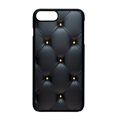 Black Skin Apple Iphone 7 Plus Seamless Case (black)