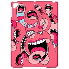Big Mouth Worm Apple Ipad Pro 9 7   Hardshell Case