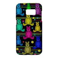 Teddy bear 2 Samsung Galaxy S7 Hardshell Case