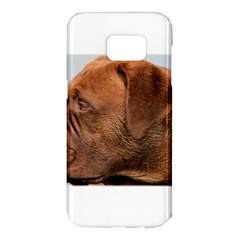 Dogue De Bordeaux 2 Samsung Galaxy S7 Edge Hardshell Case
