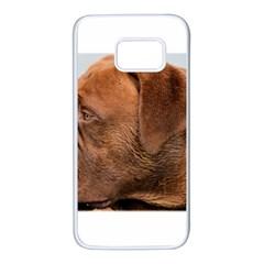 Dogue De Bordeaux 2 Samsung Galaxy S7 White Seamless Case