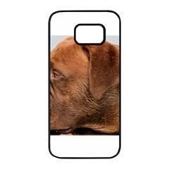 Dogue De Bordeaux 2 Samsung Galaxy S7 edge Black Seamless Case