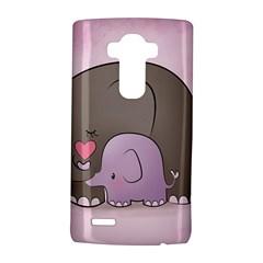 Cute Elephant Lg G4 Hardshell Case