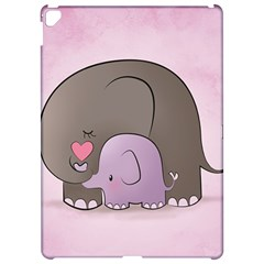 Cute Elephant Apple iPad Pro 12.9   Hardshell Case