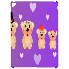 Happy Bears Cute Apple Ipad Pro 12 9   Hardshell Case