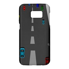 Highway Samsung Galaxy S7 Hardshell Case