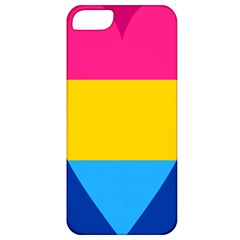 Panromantic Flags Love Apple iPhone 5 Classic Hardshell Case