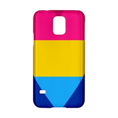 Panromantic Flags Love Samsung Galaxy S5 Hardshell Case
