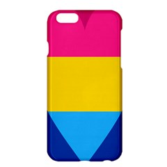 Panromantic Flags Love Apple iPhone 6 Plus/6S Plus Hardshell Case