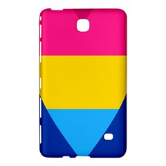 Panromantic Flags Love Samsung Galaxy Tab 4 (7 ) Hardshell Case