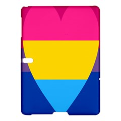Panromantic Flags Love Samsung Galaxy Tab S (10.5 ) Hardshell Case