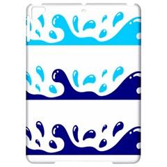 Water Apple Ipad Pro 9 7   Hardshell Case