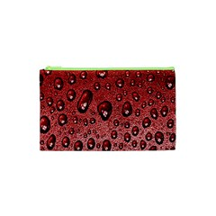 Red Water Cosmetic Bag (xs)