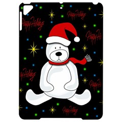 Polar Bear   Xmas Design Apple Ipad Pro 9 7   Hardshell Case