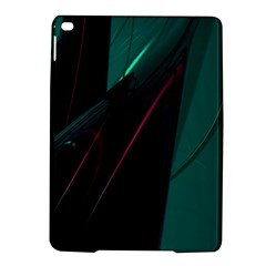 Abstract Green Purple Ipad Air 2 Hardshell Cases