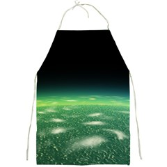 Alien Orbit Full Print Aprons