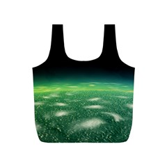 Alien Orbit Full Print Recycle Bags (s)