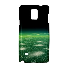Alien Orbit Samsung Galaxy Note 4 Hardshell Case