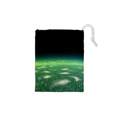 Alien Orbit Drawstring Pouches (xs)