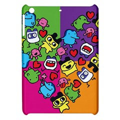 Cartoon Pattern Apple Ipad Mini Hardshell Case