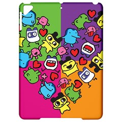 Cartoon Pattern Apple iPad Pro 9.7   Hardshell Case