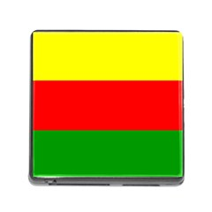 Kurdistan Kurd Kurds Kurdish Flag Memory Card Reader (square)
