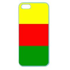 Kurdistan Kurd Kurds Kurdish Flag Apple Seamless Iphone 5 Case (color)